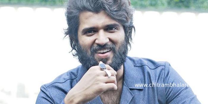 Vijay Deverakonda's Fighter look finalised!