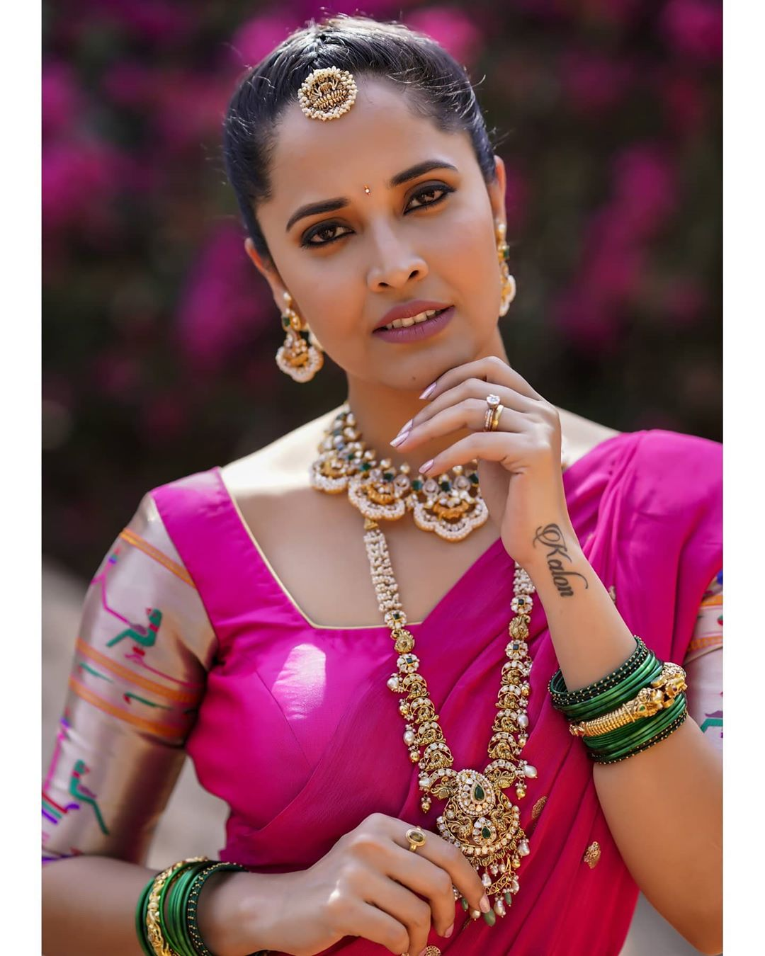 Anasuya Bharadwaj Latest Photos and movie news