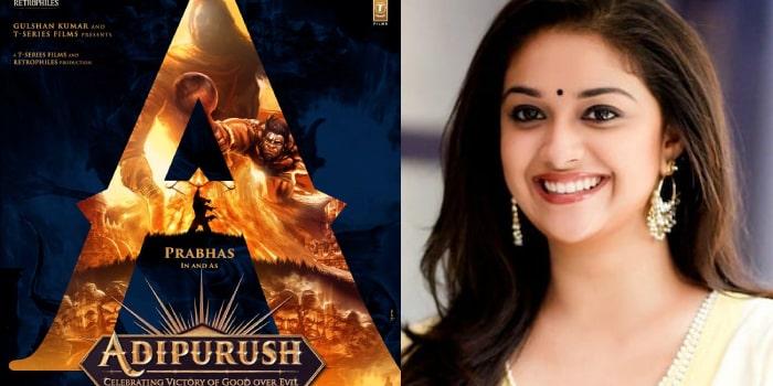 Keerthy Suresh To Play Sita In Prabhas Adipurush?