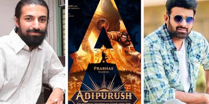 Adipurush First Look Poster: Prabhas to play Lord Rama