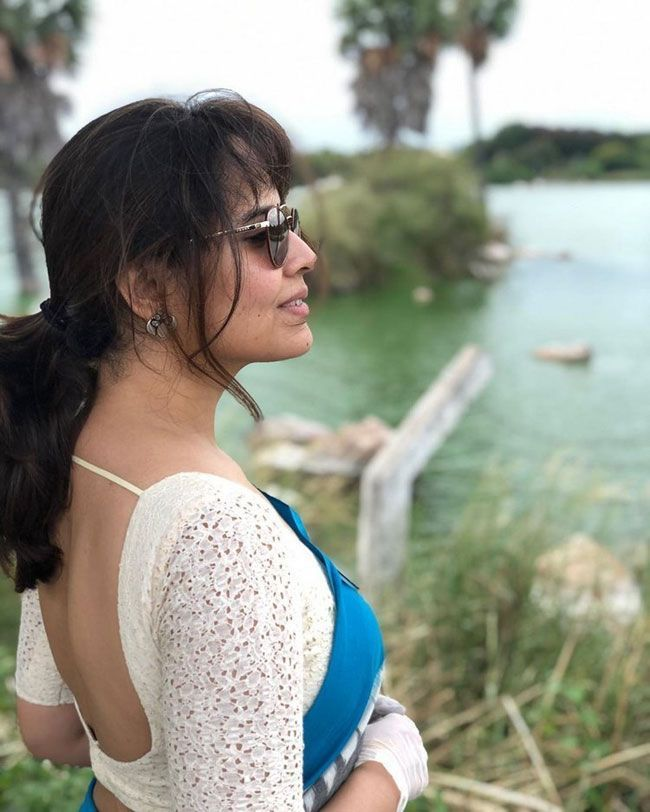 Anasuya Bharadwaj Stunning Hot Images