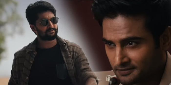 Nani, Sudheer Babu V – Official Trailer Out