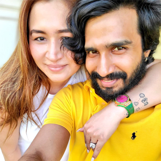 Jwala Gutta engaged with Vishnu Vishal