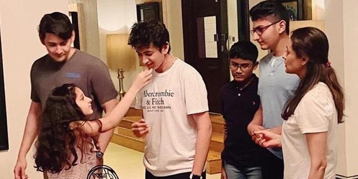 Gautam Birthday Celebration with Family