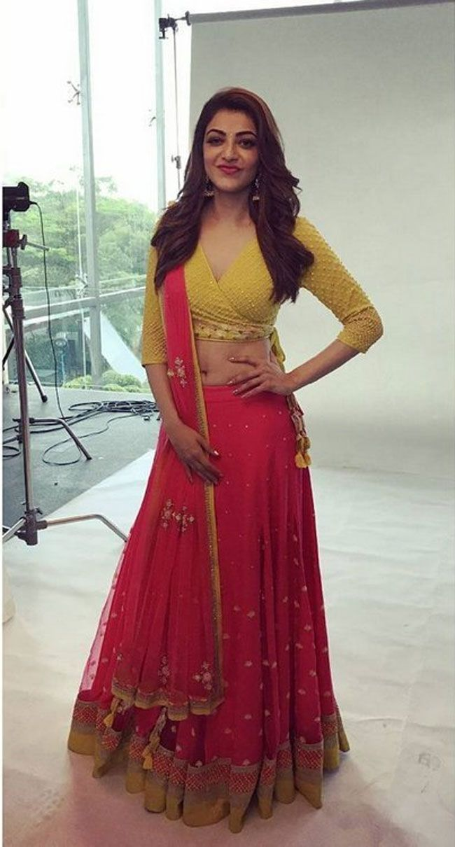 Kajal Aggarwal New Images and latest movie updates