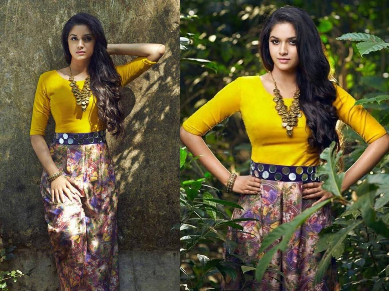 Keerthy Suresh hot images and latest movie news