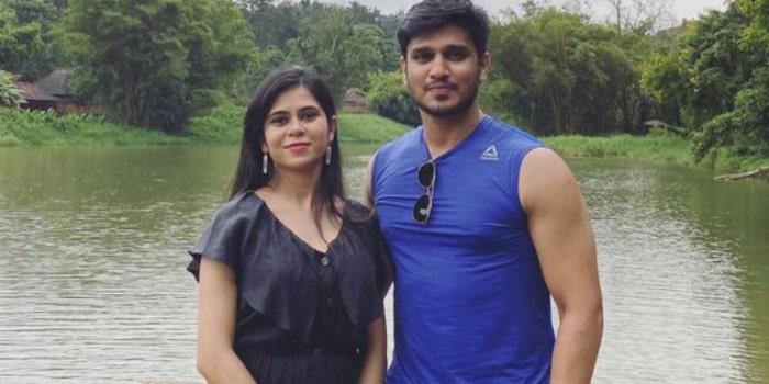 Nikhil Siddharth Special Birthday Wishes To His Wife Pallavi Varma-min
