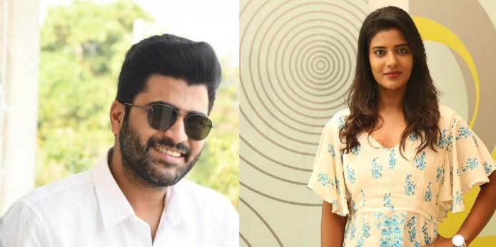 Talented heroine paired with Sharwanand!