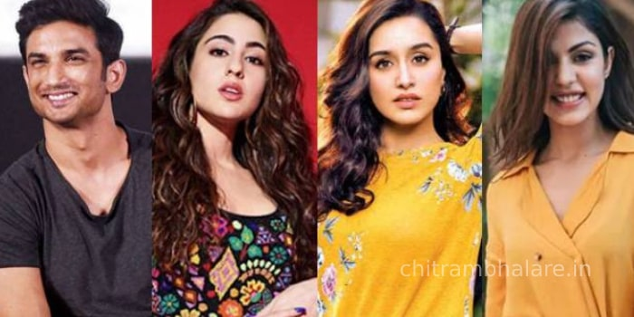 shraddha kapoor also attend drug parties with SSR ?