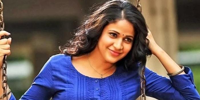 Lavanya Tripathi first look from Chaavu Kaburu Challaga Telugu film Released