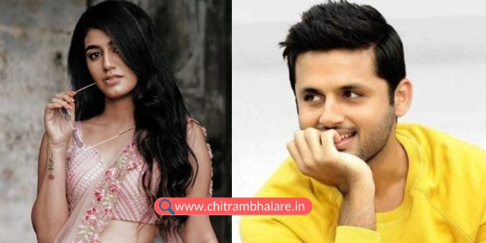 Nithiin Check movie first look poster out