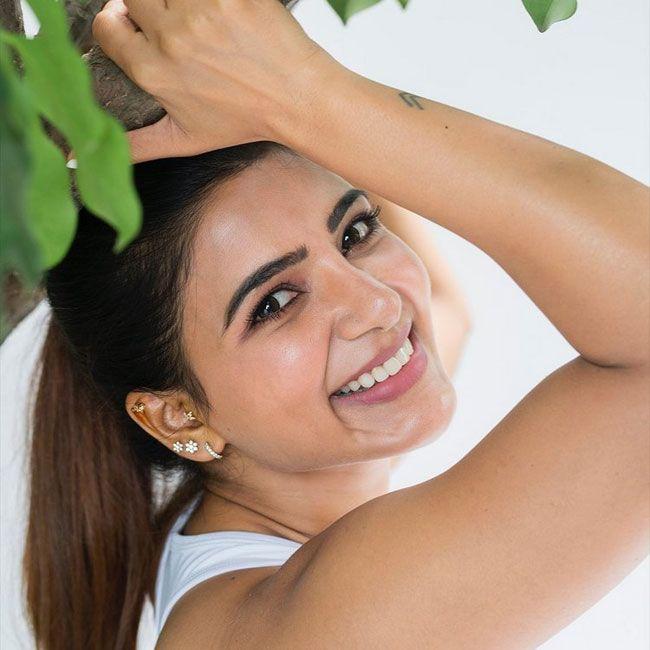 Samantha Akkineni Latest Hot Photos and upcoming movie news