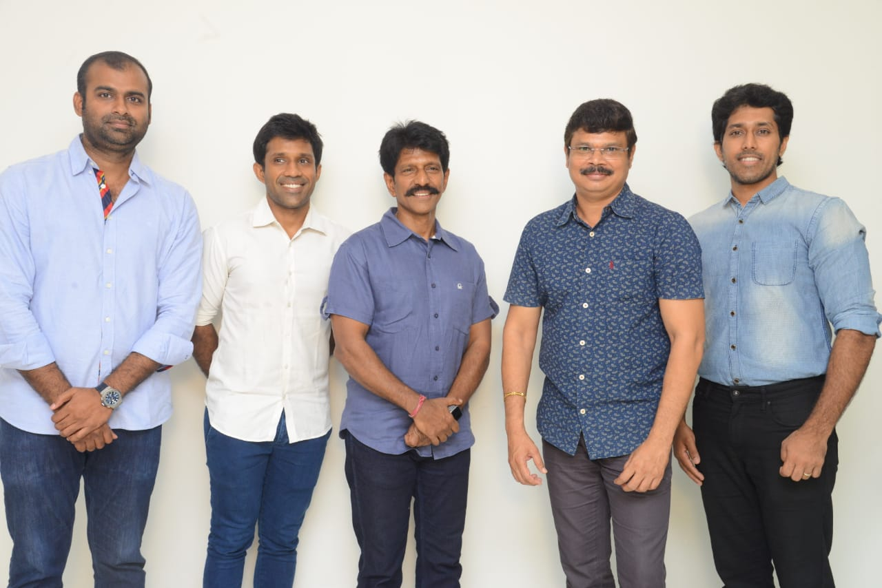 case 99 first look poster released by boyapati srinu