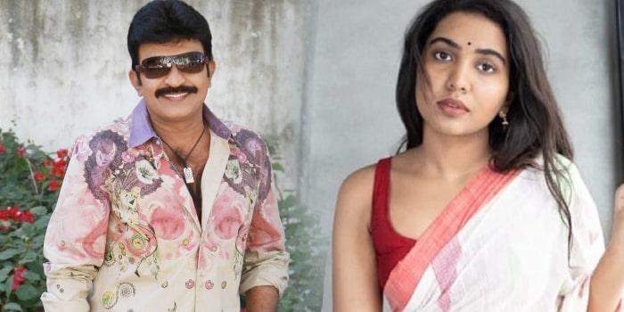 Shivathmika Rajashekar tweets about her father Rajashekar health