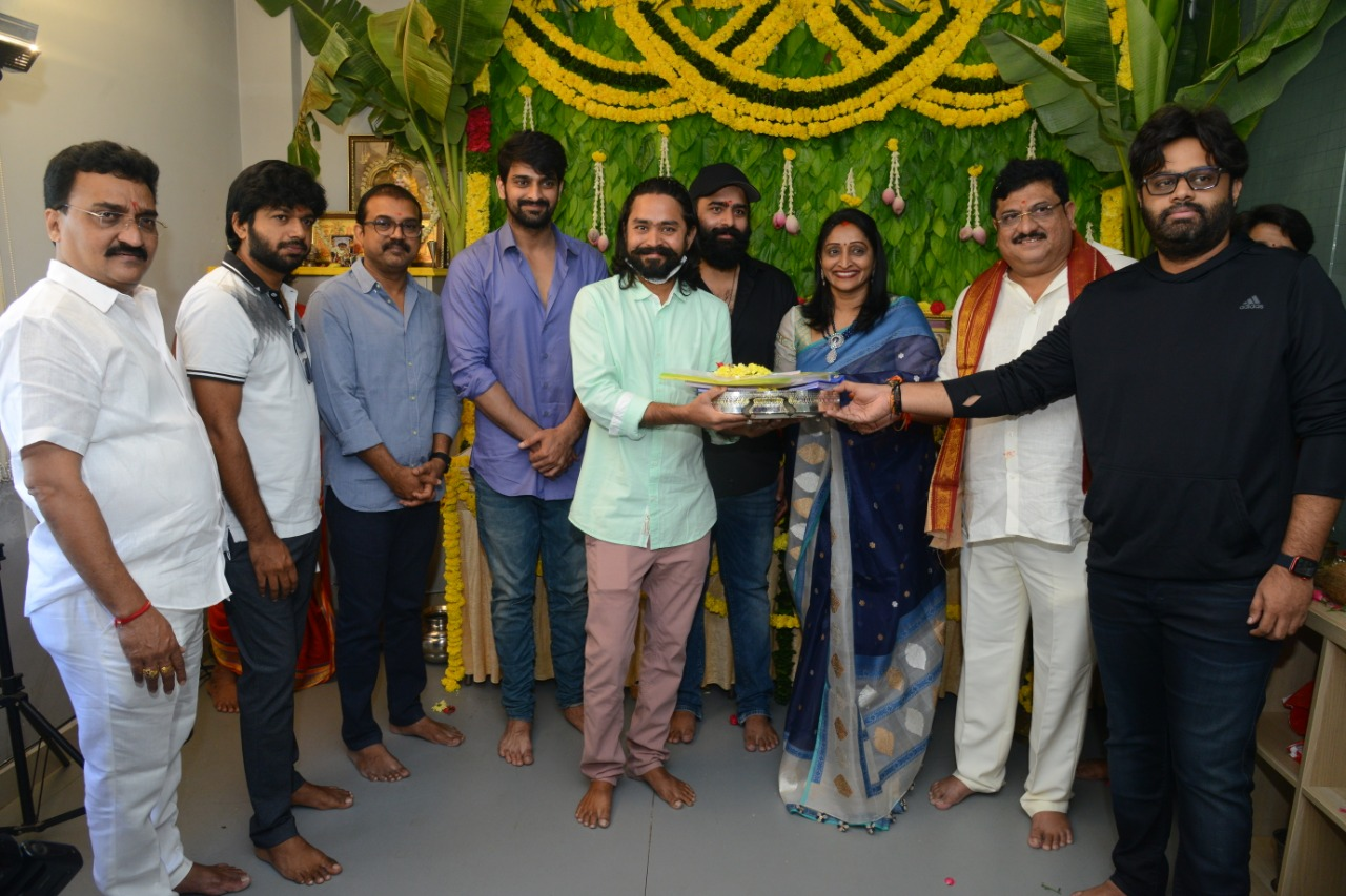 naga shourya Ira Creations Begin Production No 4 Launch