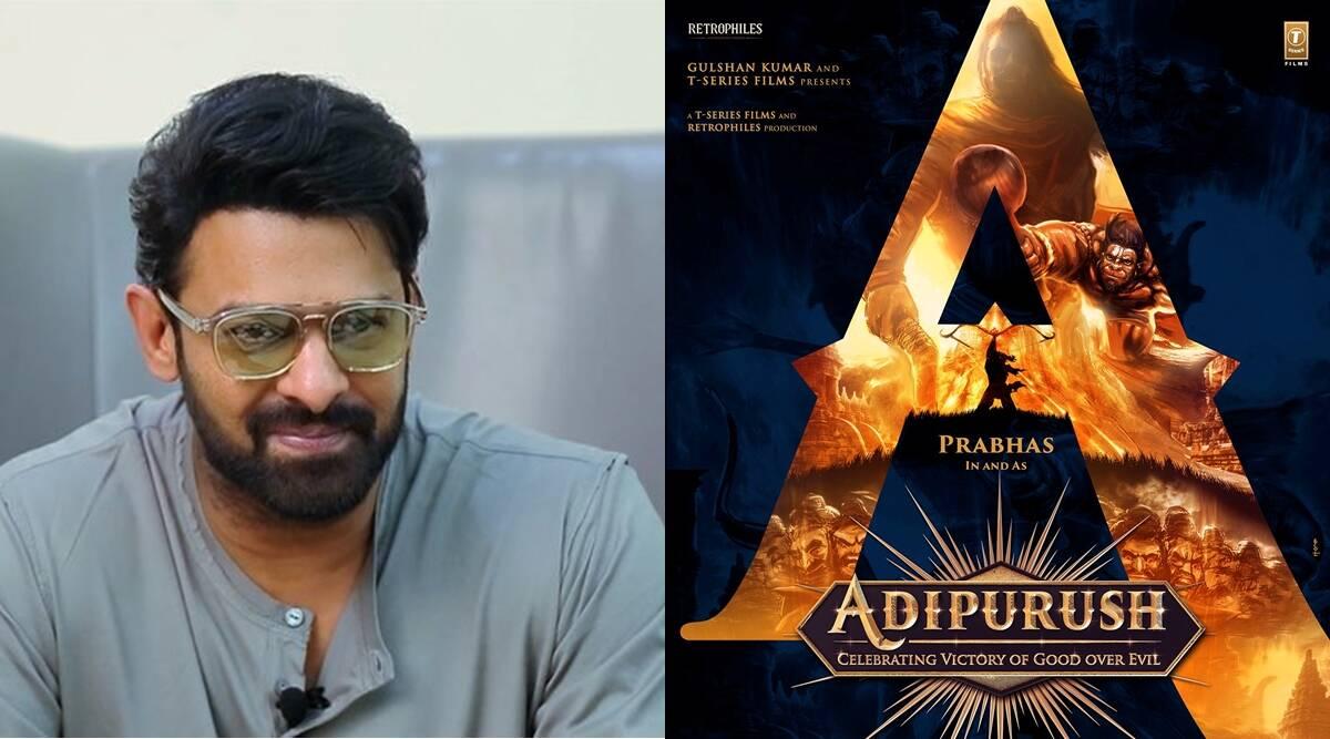 prabhas adhipurush telugu movie latest news and update