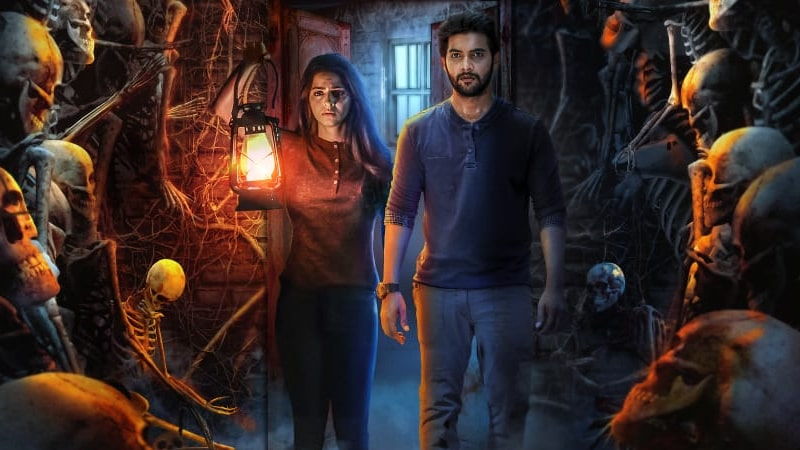 Aadi Saikumar's Bilingual Flick Jungle Movie First Look released