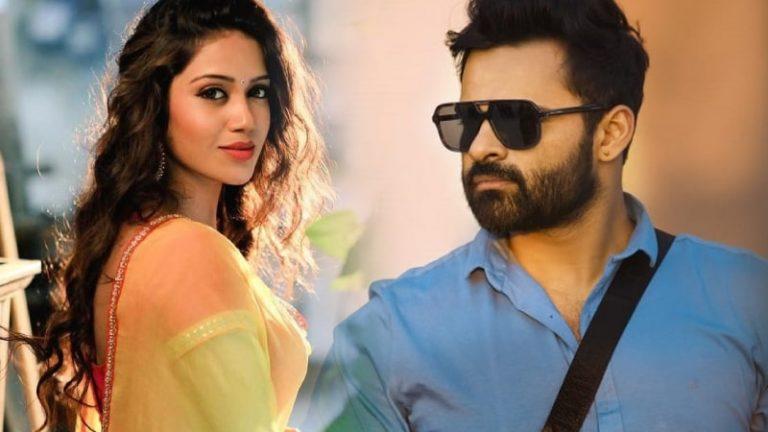 Aishwarya Rajesh to replace Nivetha Pethuraj in Sai Dharam Tej's upcoming film