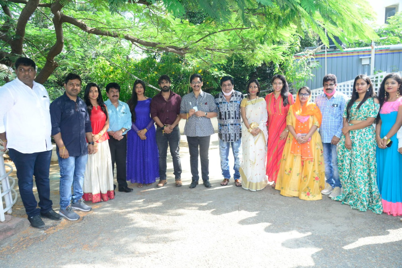 Bhari Taraganam new movie launch and cast crew details