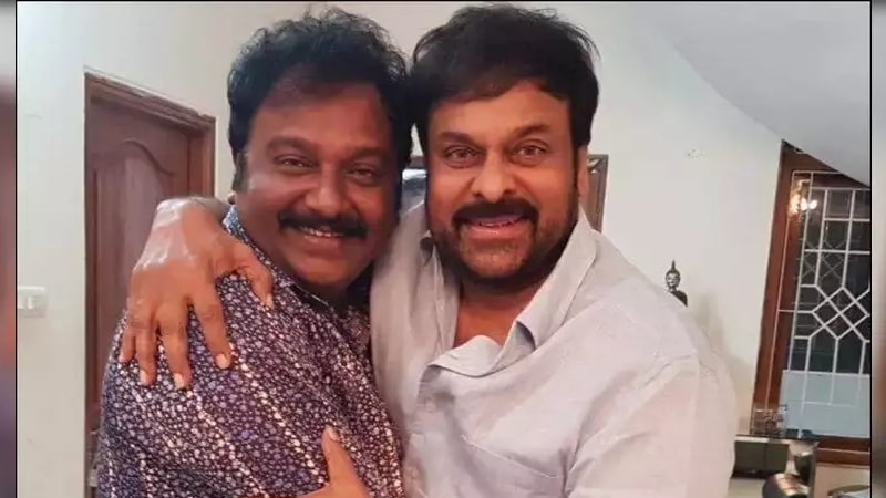 Chiranjeevi to replace VV Vinayak with Harish Shankar for Lucifer Remake