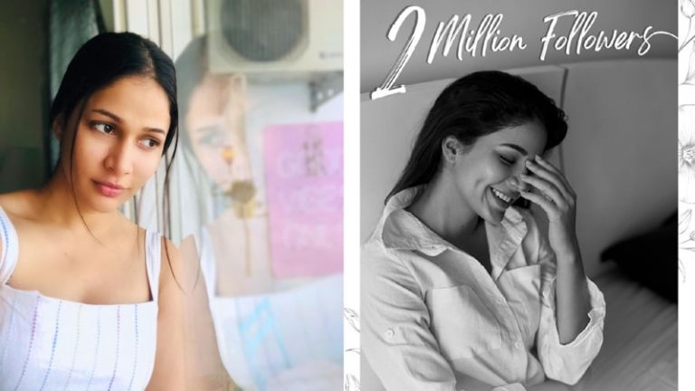 Lavanya Tripathi crosses a milestone on Instagram