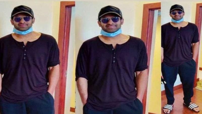 Pan India Star Prabhas Turned Into A Slim Look For Adipurush movie