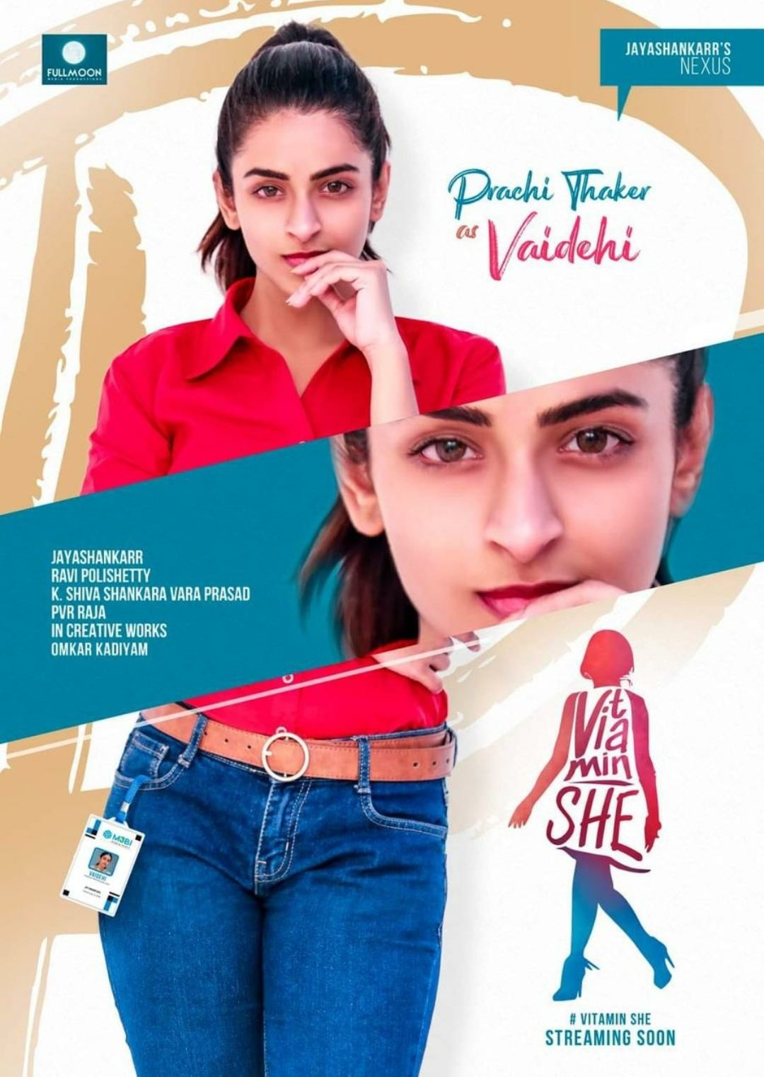 Paper Boy Director Jayashankarr New Movie Vitamin She Is Ready For Release