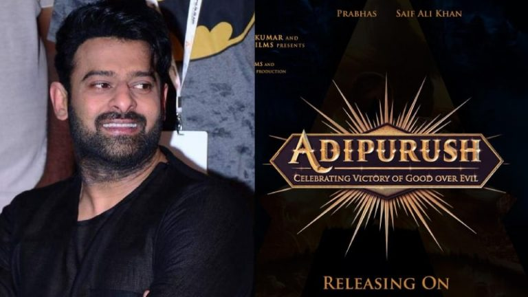 Prabhas-Saif Ali Khan Starrer 'Adipurush's' Release Date Confirmed