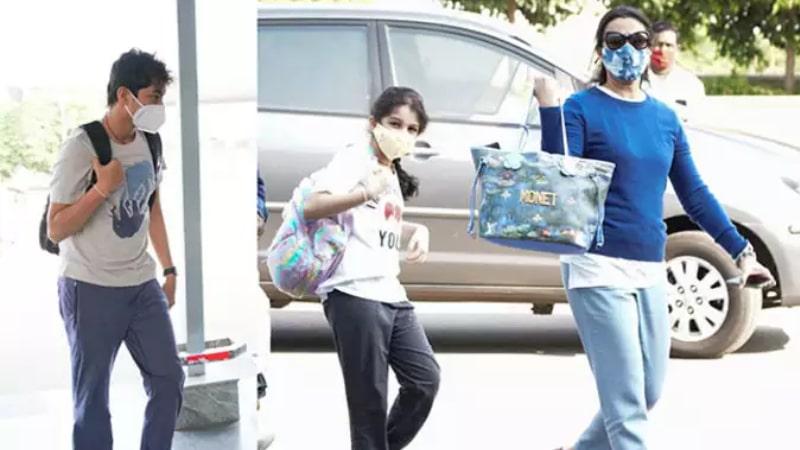 Sarkaaru Vaari Paata_ Mahesh Babu Go On A Vacation With Family