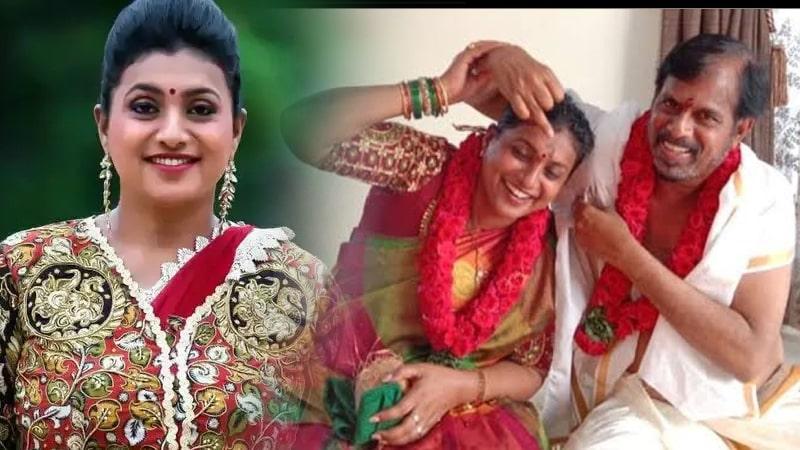Tollywood Actress Roja- Selvamani Love Story Goes Viral On Social Media