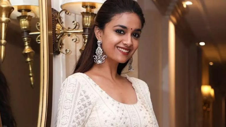 'Miss India' is a woman's challenging journey: Keerthy Suresh