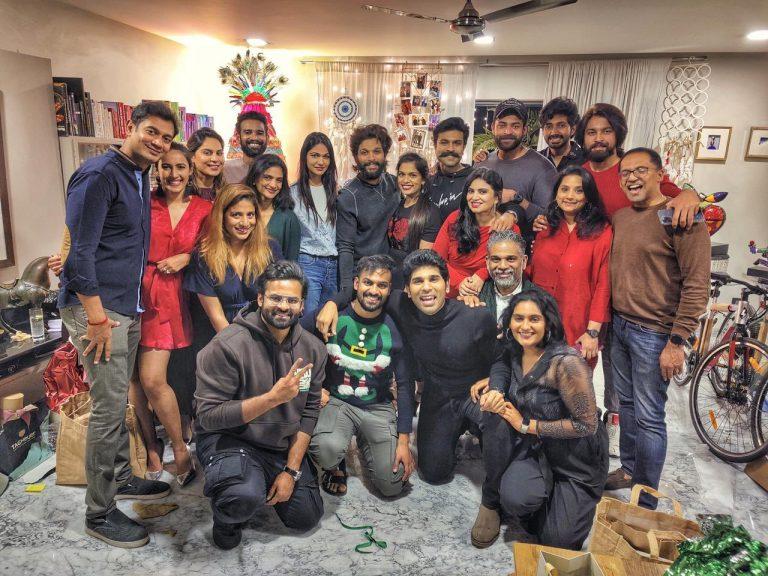 Mega Family Christmas Celebrations Photos