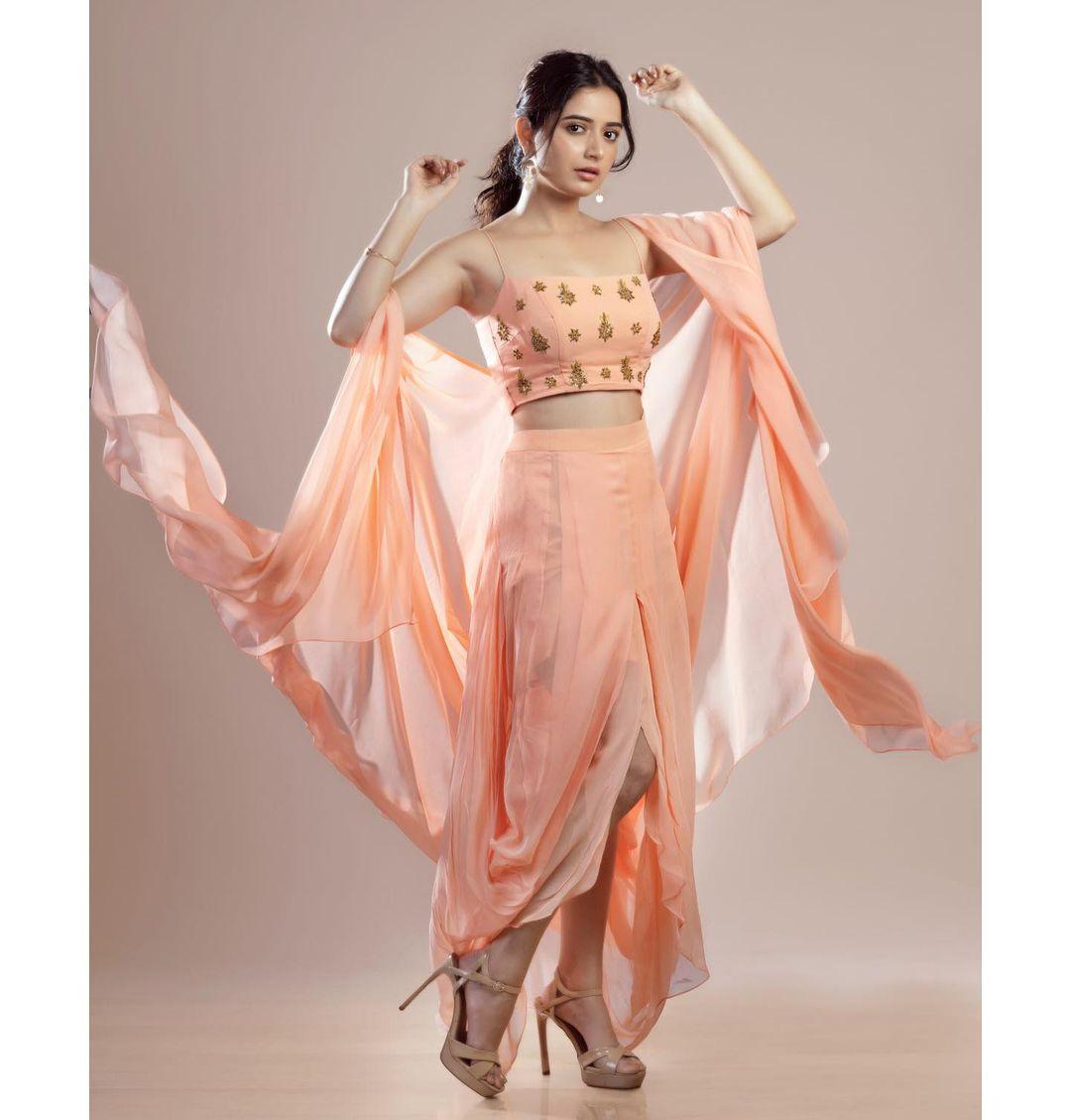 Ashika Ranganath Latest Hot Photos and sexy images