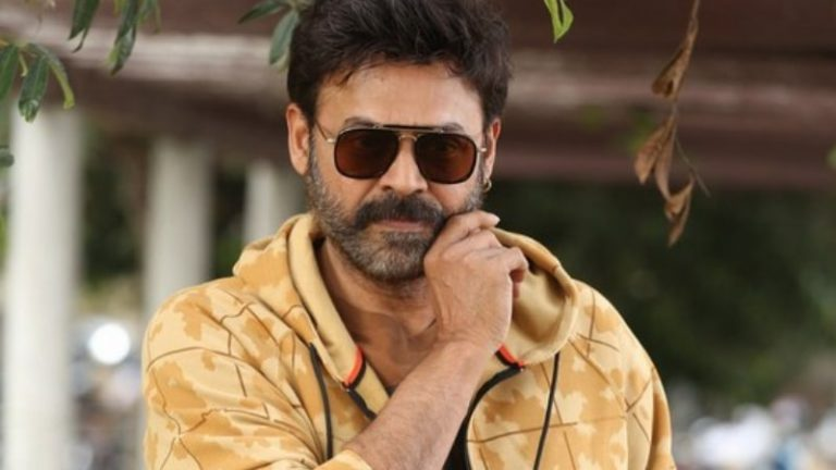 #F3 Actor Venkatesh To Lends His Voice For Krack Movie