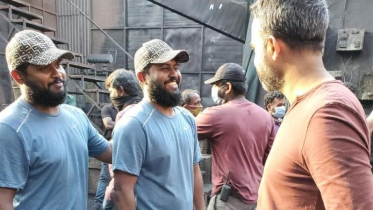 KGF Chapter 2: Yash and Sanjay Dutt shoot for KGF climax in Hyderabad