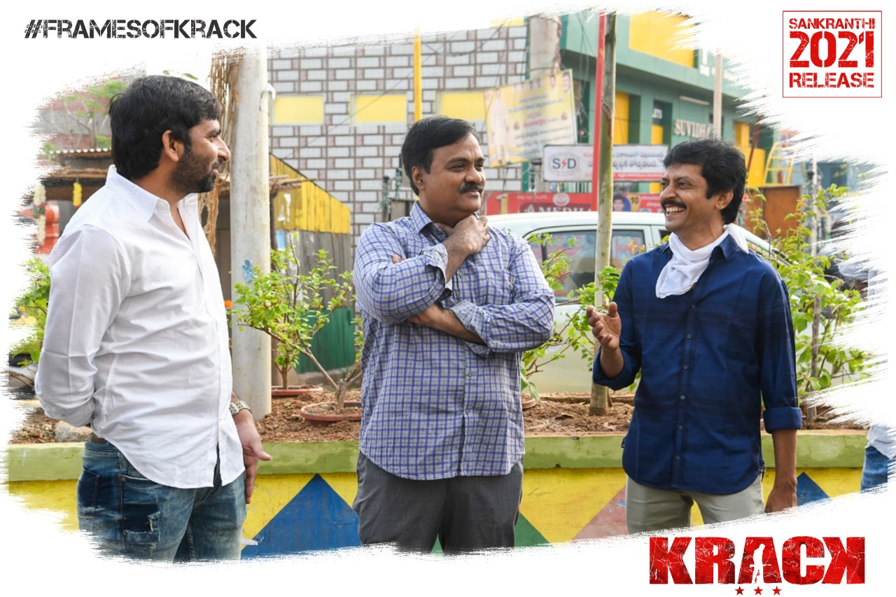Krack Shooting working stills