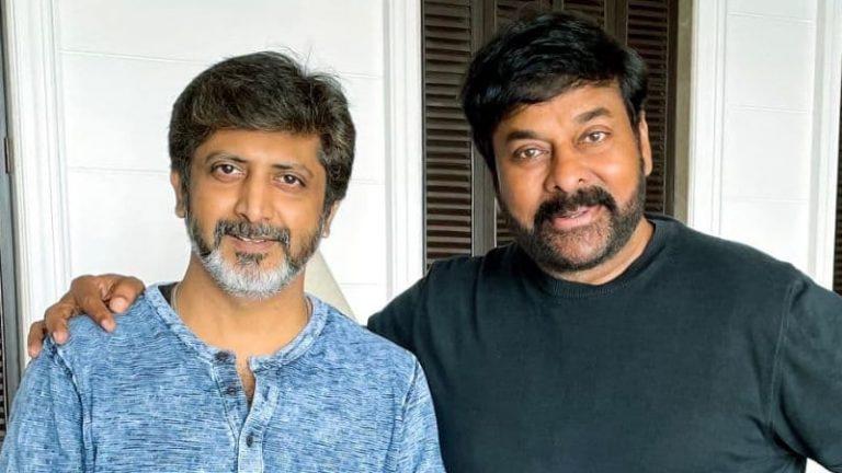 Director Mohan Raja Confirmed For Chiru Lucifer Telugu Remake