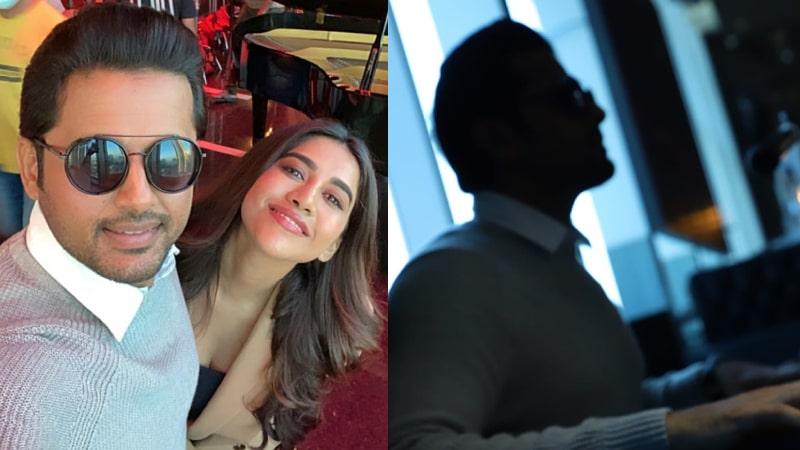 Nithiin Nabha Natesh Andhadun telugu remake Nithiin 30 shooting update