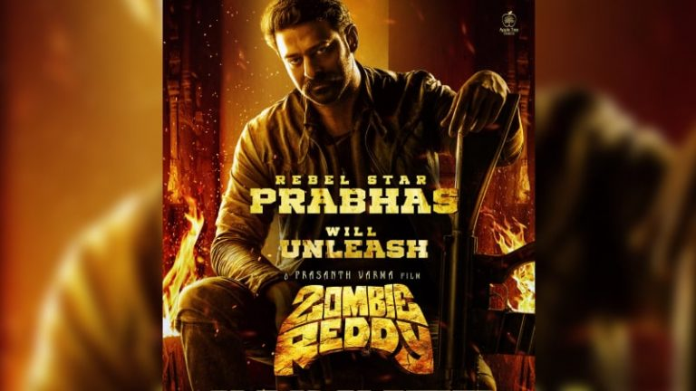 Radhe Shyam Actor Prabhas to unleash Zombie Reddy Big Bite