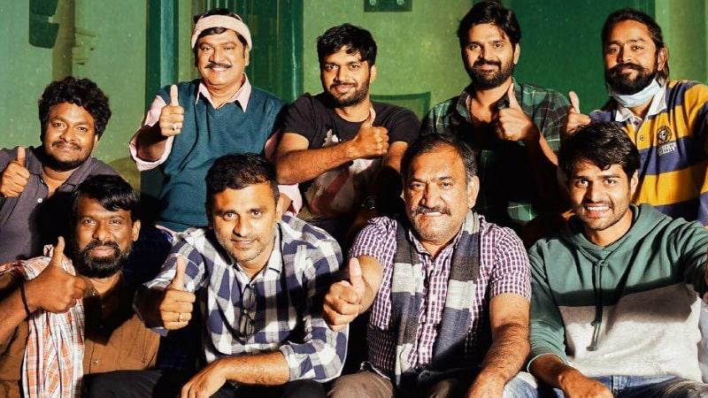 Rajendra Prasad, Sree Vishnu Starrer Gaali Sampath Completes 80 Percent Shoot In First Schedule