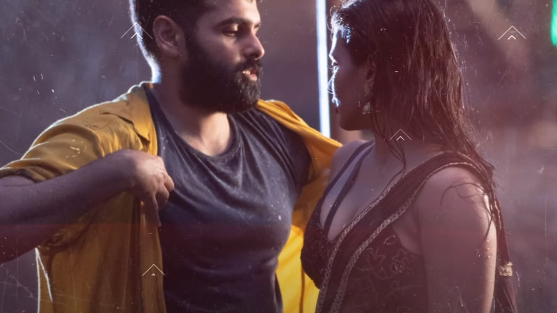 Ram Pothineni Dinchak Lyrical Video From RED Movie
