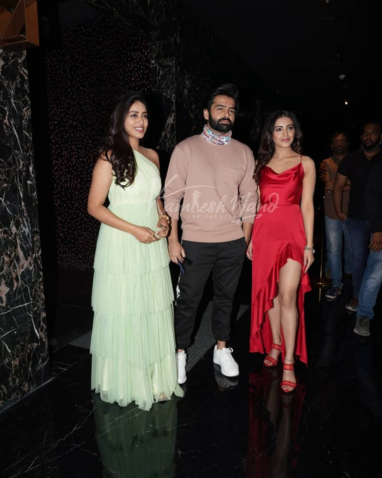 RED Movie Trailer Launch Photos
