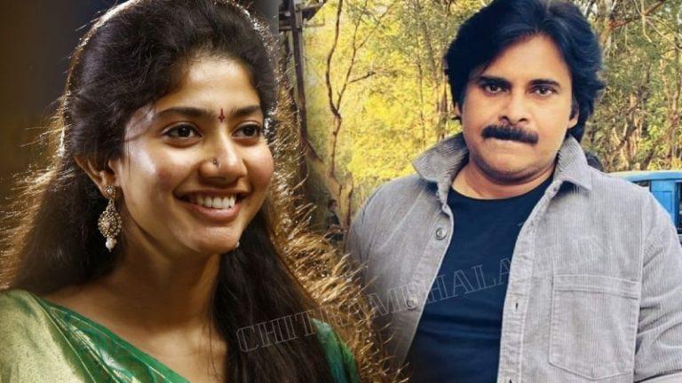 Sai Pallavi shocking remuneration For Pawan Remake