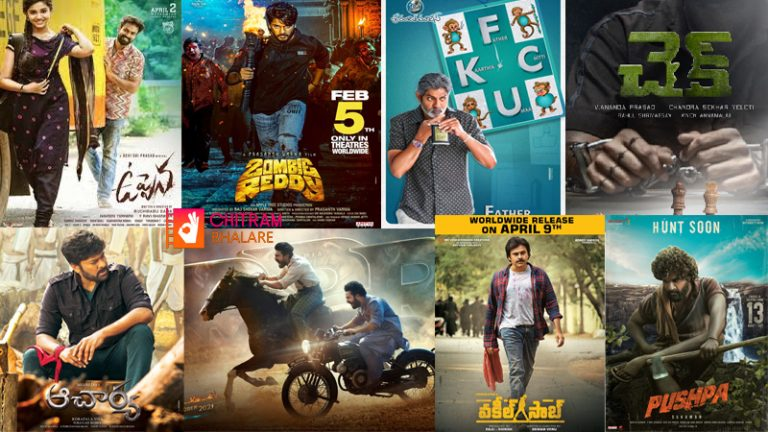 List of Telugu movies release dates 2021