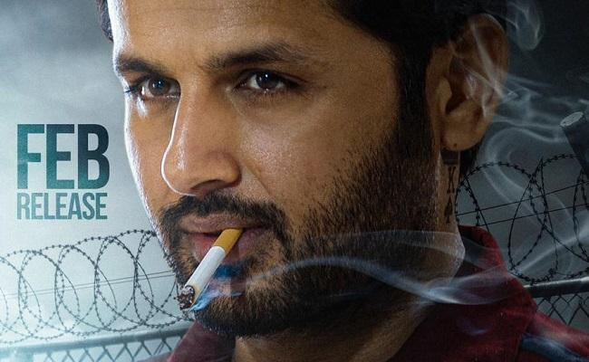 Nithiin Check movie poster and cast crew, release date2