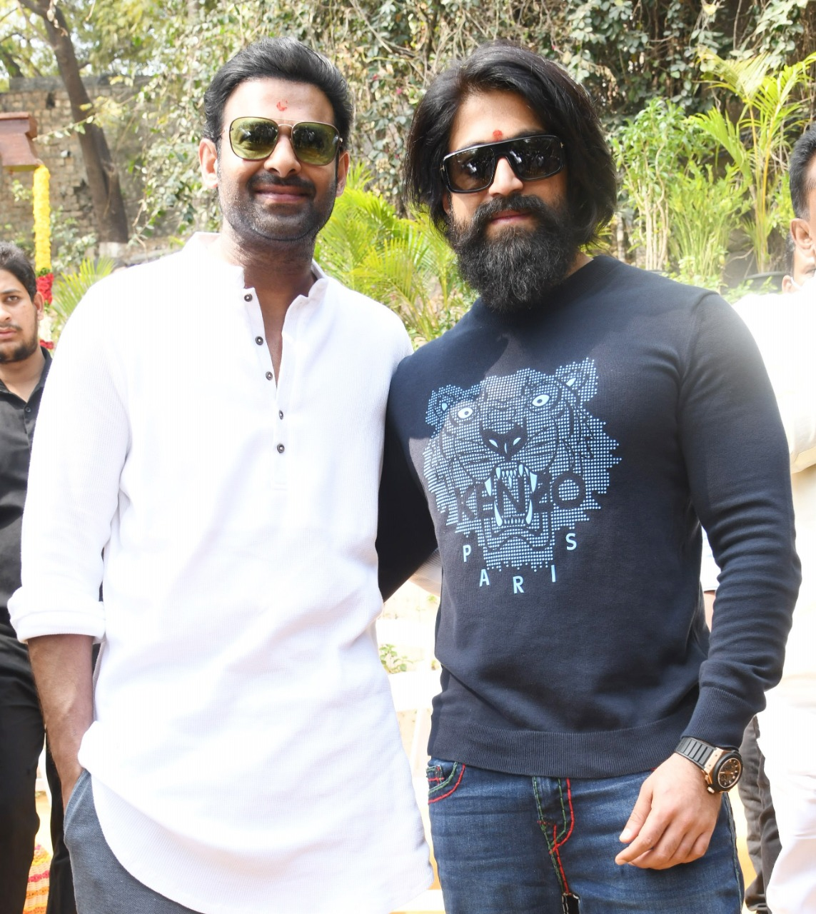 Prabhas Salaar Move Launch Photos and gallery