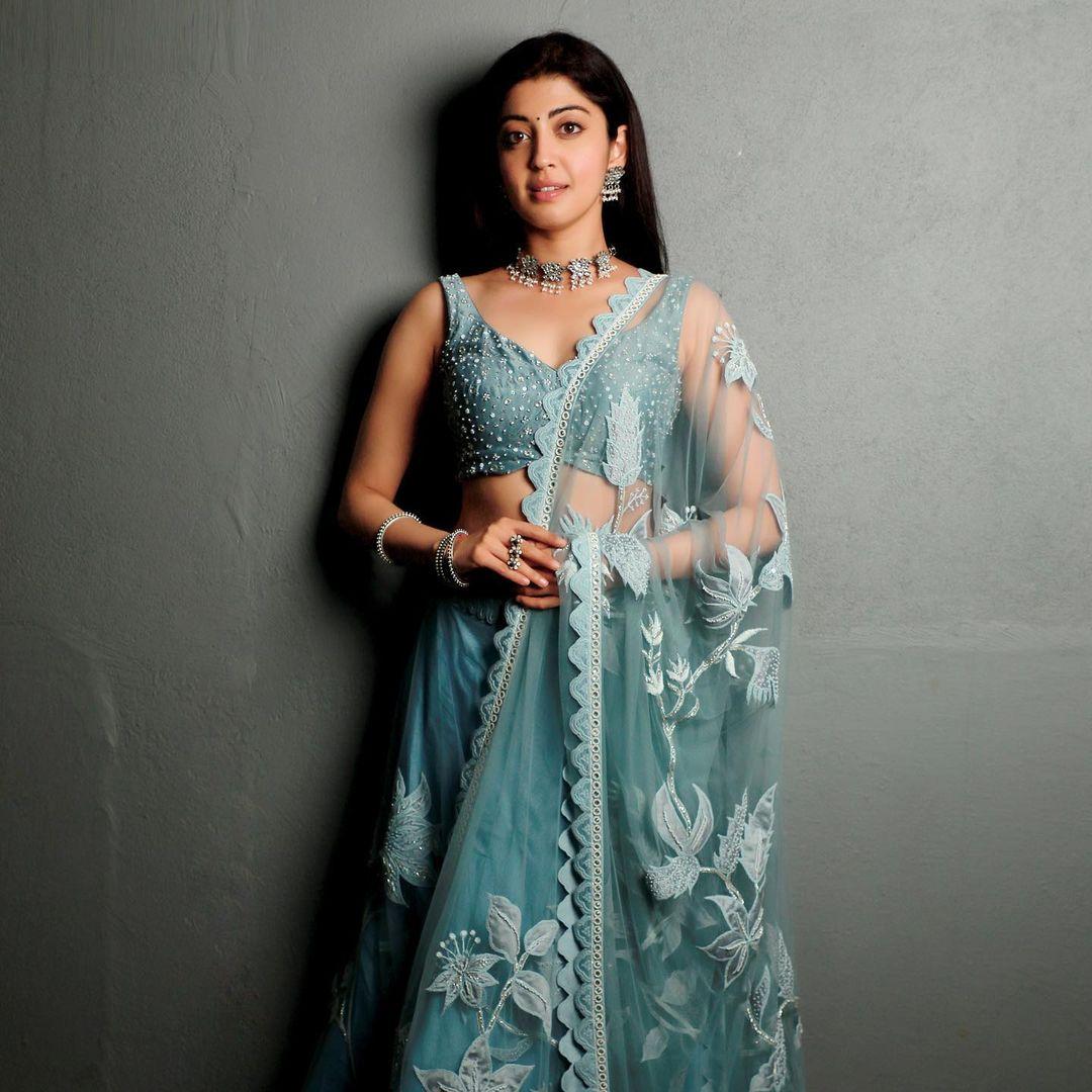 Pranitha Subhash Hot images and movie news