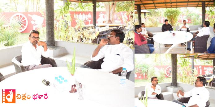 మార్చి 7 నుండి ఇల్లందులో 'ఆచార్య' షూటింగ్