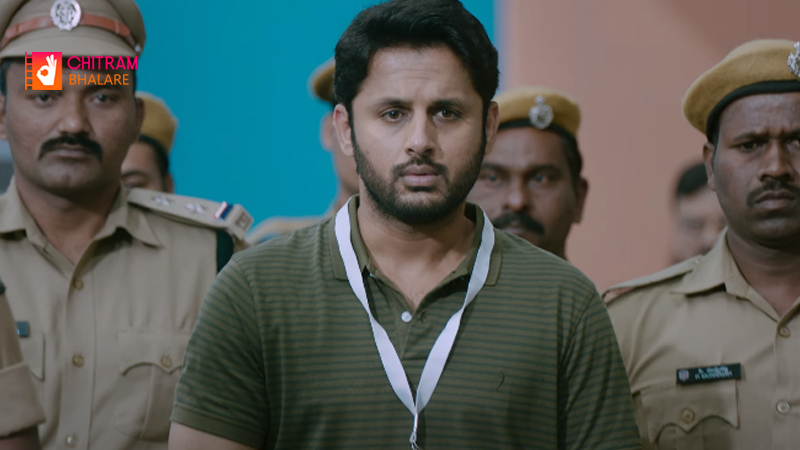 Nithiin Check Telugu Movie Official Trailer Is Out