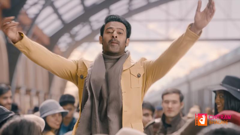 Prabhas Pooja Hegde Radhe Shyam Telugu Glimpse